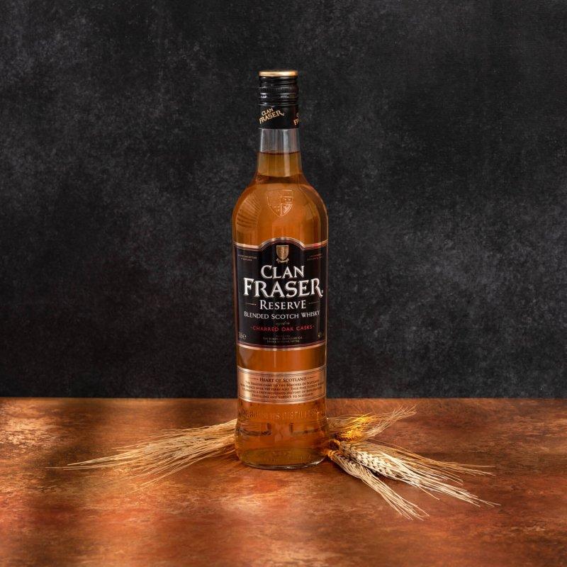 Clan Fraser Reserve