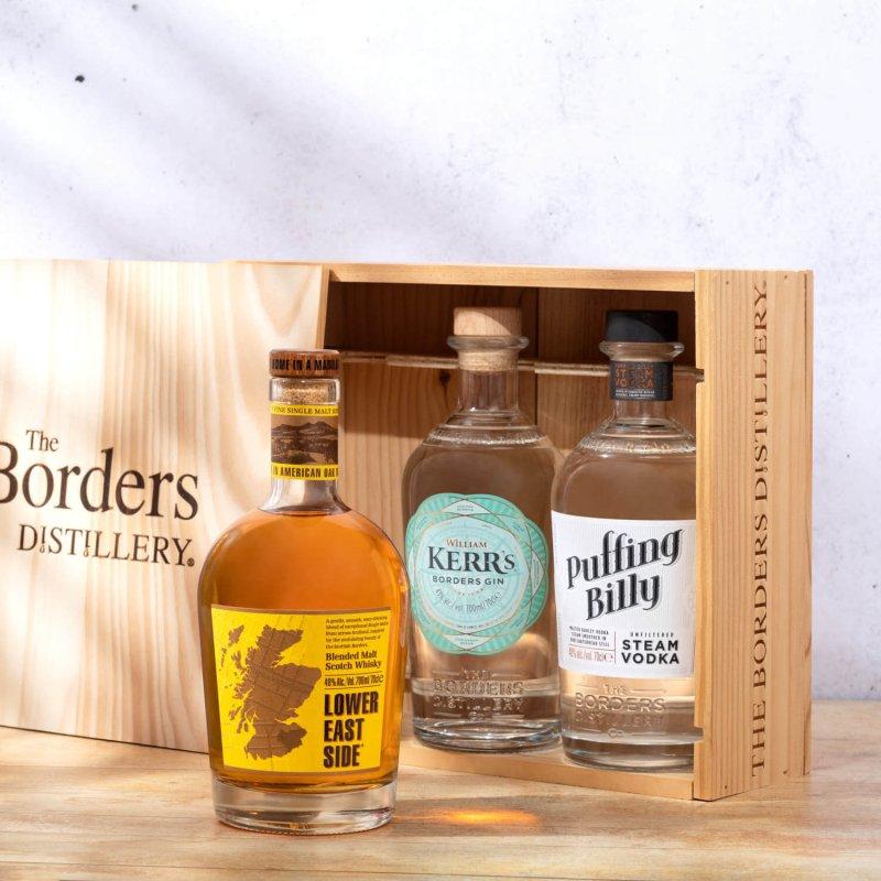 The Borders Distillery Gift Box